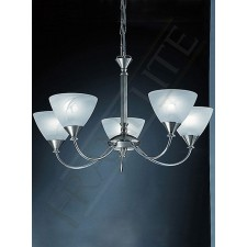 Franklite PE9675/786 Meridian 5 Light Fitting