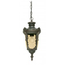 Elstead PH8/M OB Philadelphia Chain Lantern Medium