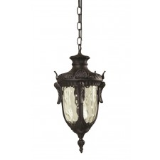 Elstead PH8/M BLK Philadelphia Chain Lantern Black