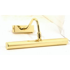 G9 Picture Light - Polished Brass