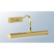 G9 Picture Light - Solid Brass