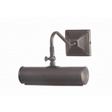 Elstead PL1/10 AB Picture Light 1 - Light Small Aged Brass