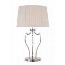 Elstead PM9 PN Pimlico 9 - Light Chandelier Polished Nickel