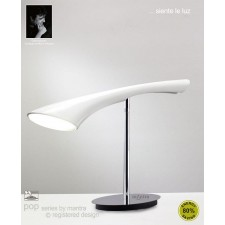 Pop Table 1 Light White