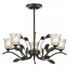 Prunella Semi Flush Ceiling Light