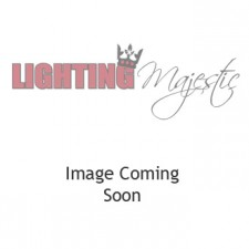Dian Flush Ceiling Light - 3-Light, Polished Chrome