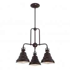 Quoizel QZ/EASTVALE3 East Vale 3 - Light Chandelier