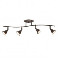 Quoizel QZ/EASTVALE4 BAR East Vale 4 - Light Ceiling Track Lights