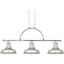 Quoizel QZ/EMERY3P IS Emery 3 - Light Island Light Imperial Silver