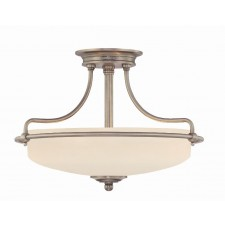 Quoizel QZ/GRIFFIN/SFS C Griffin Semi-Flush Light