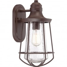 Quoizel QZ/MARINE/M Marine 1 - Light Medium Wall Lantern