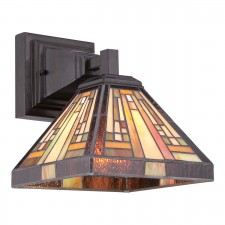 Quoizel QZ/STEPHEN1 Stephen Wall Sconce With 1 Light