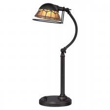 Quoizel QZ/WHITNEY/TL Whitney Desk Lamp