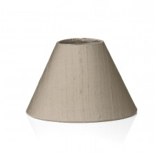 Rohan Bespoke Candle Shade - Taupe (40w Max)