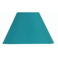 Oaks Lighting S501/8 BL Blue Cotton Coolie Shade