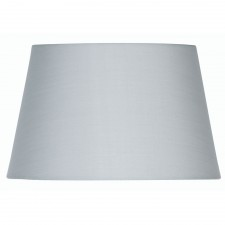 Oaks Lighting S901/20 SG Soft Grey Cotton Drum Shade