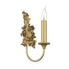 Ormolu Wall Light
