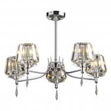 Selina Ceiling Light - 5 Light Semi Flush
