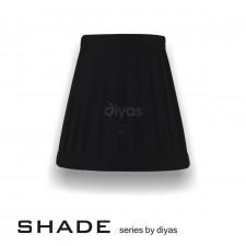 Diyas Organza Pattern Black 13cmShade