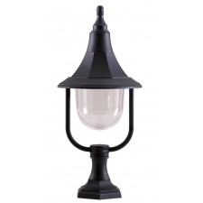 Elstead SHANNON PED Shannon Pedestal Lantern