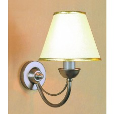Impex Cirrus Wall Light Natural - 1 Light