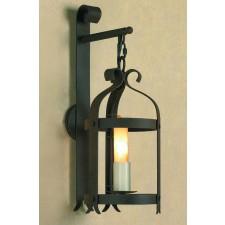 Impex Villa Wall Lantern Aged - 1 Light