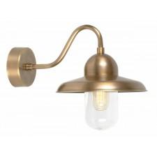 Elstead SOMERTON BR Somerton Wall Lantern Brass