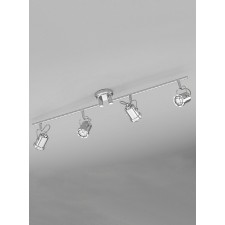 Franklite SPOT8944 Studio 4-Light Spot Ceiling Flush