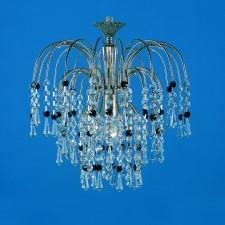 Impex Shower Chandelier - 1 Light
