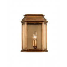 Elstead ST MARTINS BR St Martins Wall Lantern Brass