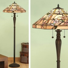 Interiors1900 Clematis Floor Lamp