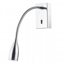 Tadley LED Wall Light - Polished Chrome