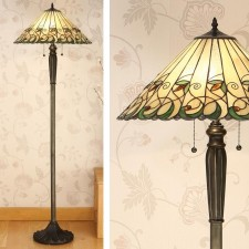 Interiors1900 Jamelia Floor Lamp