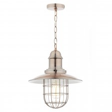 Dar Terrace 1-Light Pendant Copper