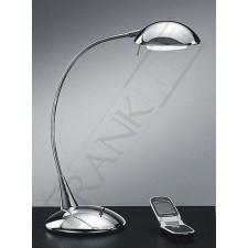 Franklite TL840EL Desk Lamp - Polished Chrome
