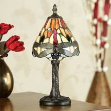 Interiors1900 Dragonfly Flame Mini Lamp
