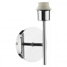 Tuscan Switched - Wall Light Polished Chrome
