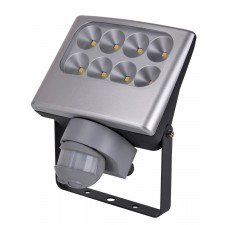 Lutec UT/NEGARA-PIR Negara Wall Light with PIR