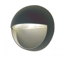 Lutec UT/RADIUS SP R Radius SP Round Wall Light