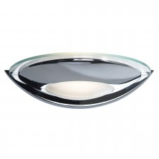 Via Wall Light - Polished Chrome