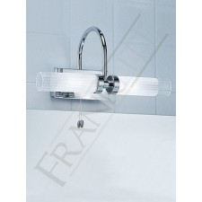 Franklite WB535 Bathroom 2lt Bracket IP44
