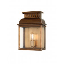 Elstead WESTMINSTER BR Westminster Wall Lantern Brass