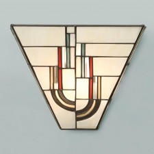 Interiors1900 Chicago Wall Light