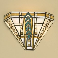 Interiors1900 Lloyd Wall Light