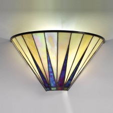 Interiors1900 Dark Star Wall Light