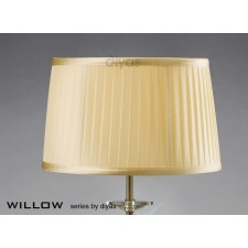 Diyas Willow Cream 30cmShade
