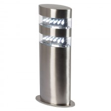 Stylish Oval LED Outdoor Short Post