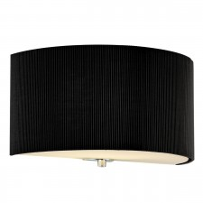 Zaragoza Wall Light - 1 Light Black