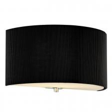 Zaragoza Wall Light - 1 Light Black