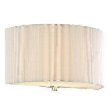 Zaragoza Wall Light - 1 Light Cream